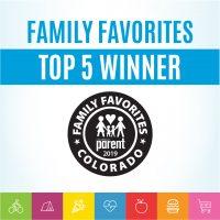 2019 Colorado Parent Family Favorite